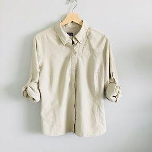 Patagonia Women's button down shirt